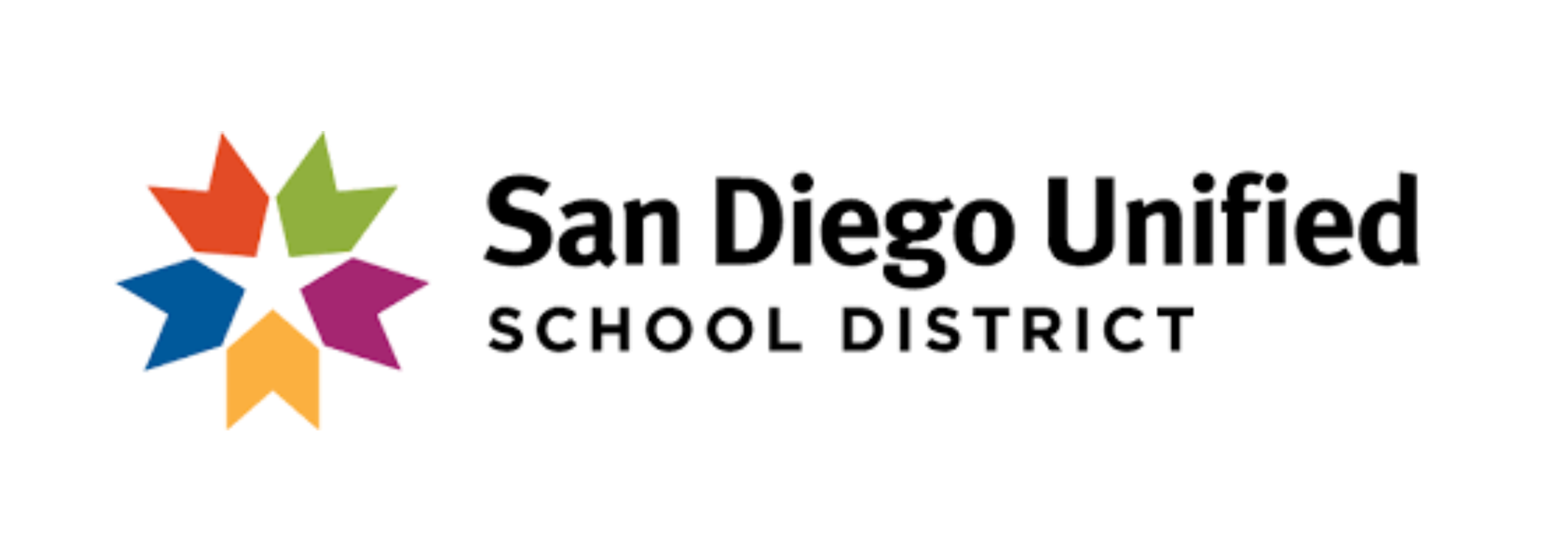San Diego Unified School District Logo